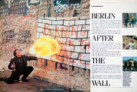 The Berlin Wall. Physicians Travel & Meeting Guide. USA