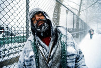 Mentally ill and homeless in New York City