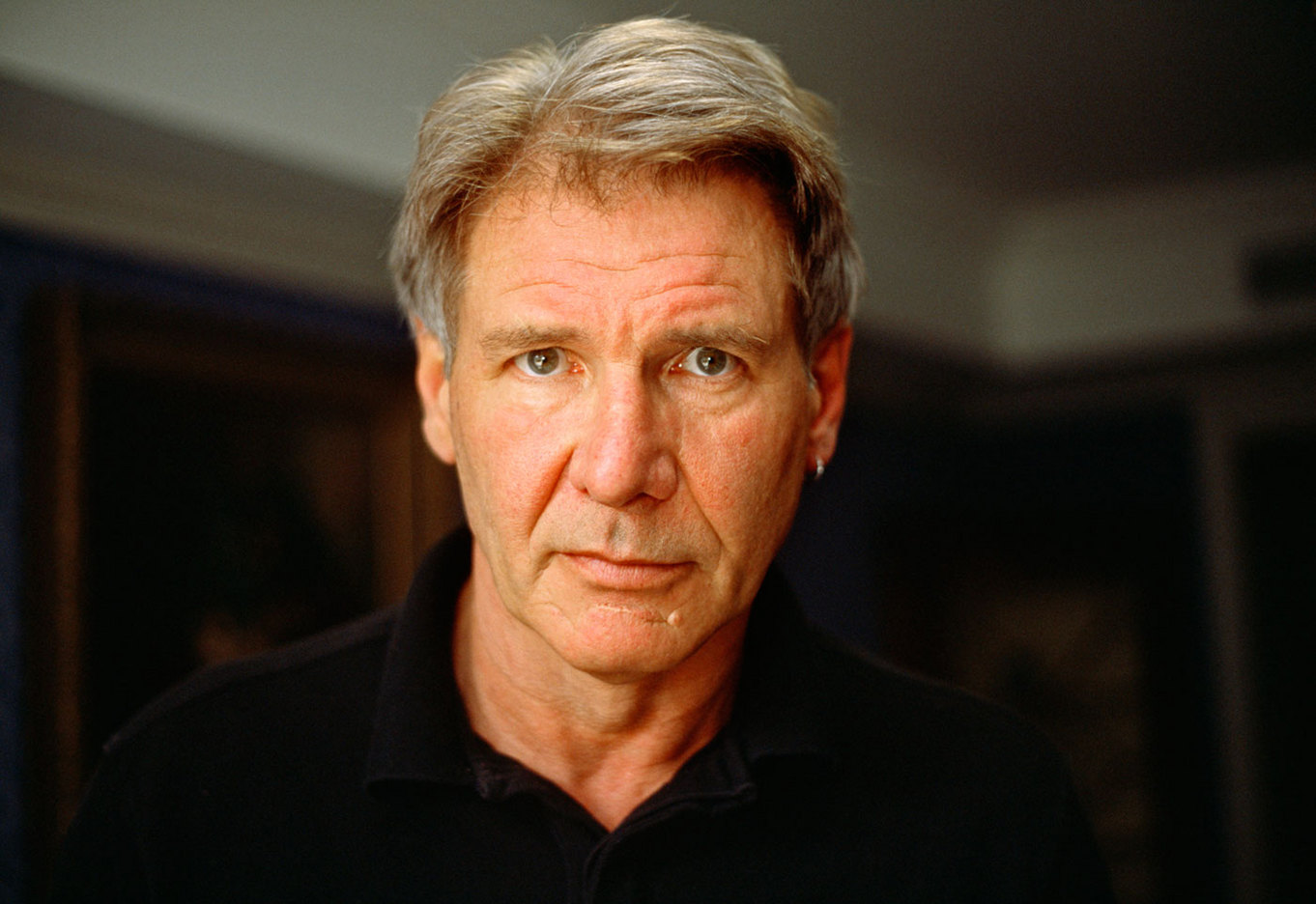 Harrison Ford  : PORTRAITS : Viviane Moos |  Documentary Photographer