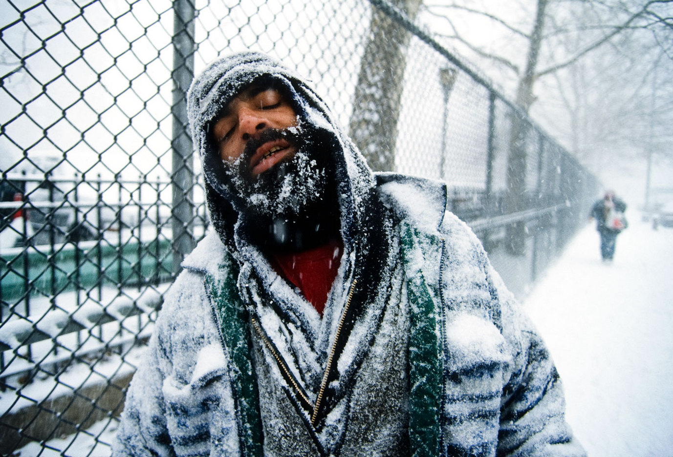 Mentally ill and homeless in New York City :  DAILY LIFE; The Rich, the Poor & the Others : Viviane Moos |  Documentary Photographer